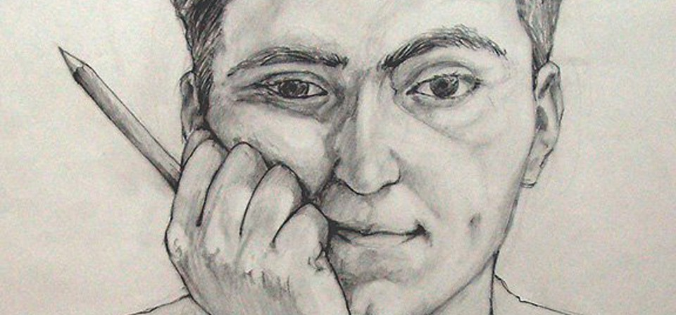 Pencil – Self Portrait