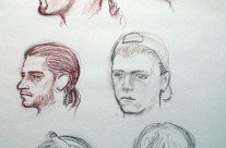 Pencil – Face Sketches