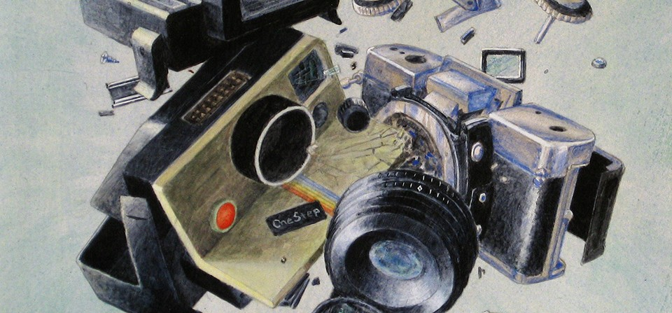 Watercolor & Acrylic – Smashing Cameras